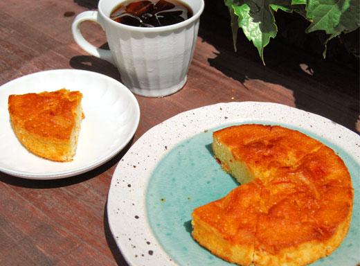 南蛮屋ベーカリー『ブラッドオレンジの焼き菓子』