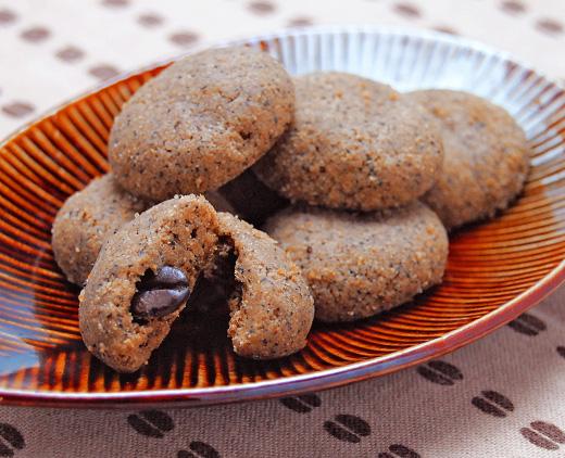 南蛮屋 焼き菓子工房 『窯焼き 珈琲クッキー しお仕立て』