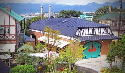 南蛮屋ガーデン コーヒー焙煎工場