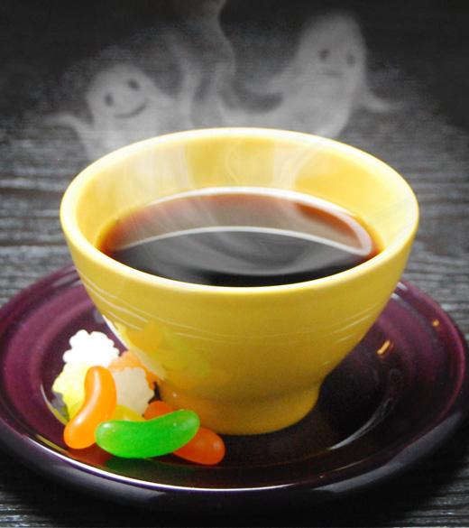 季節のブレンドコーヒー『ハロウィンブレンド 2015』