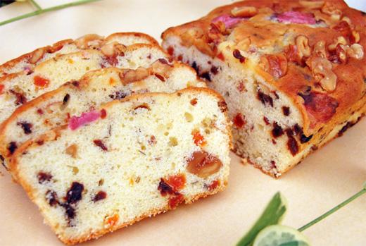 南蛮屋 焼き菓子工房『春うらら、桜のパウンドケーキ 2016』