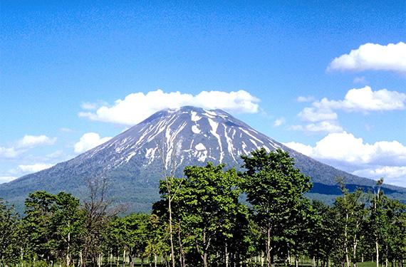 北海道羊蹄山
