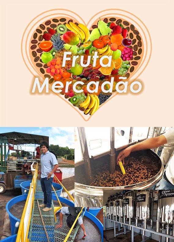 ブラジル フルッタ・メルカドン ナチュラル 2020
