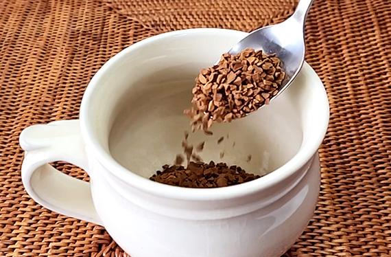 南蛮屋オリジナル インスタントコーヒー『炭焼き こってりビター』