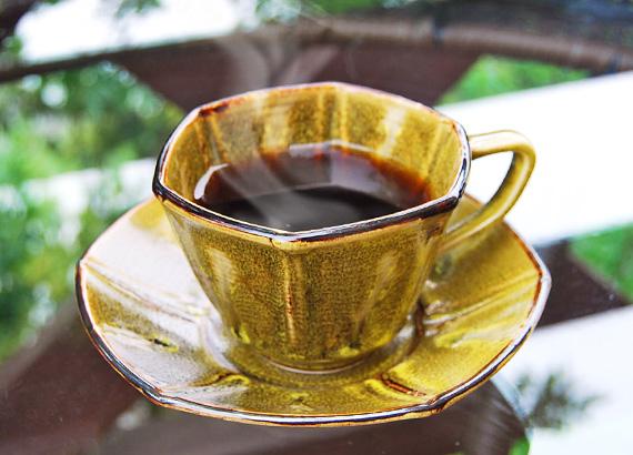 数量限定コーヒー豆『ブラジル ピーベリー』〜ダークチョコレートのような甘いコク
