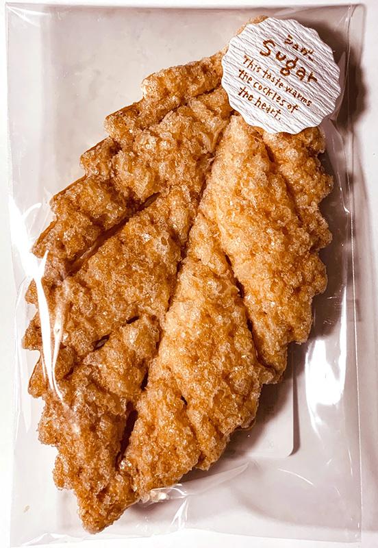 サクサク軽い食感【リーフパイ】シュガー味