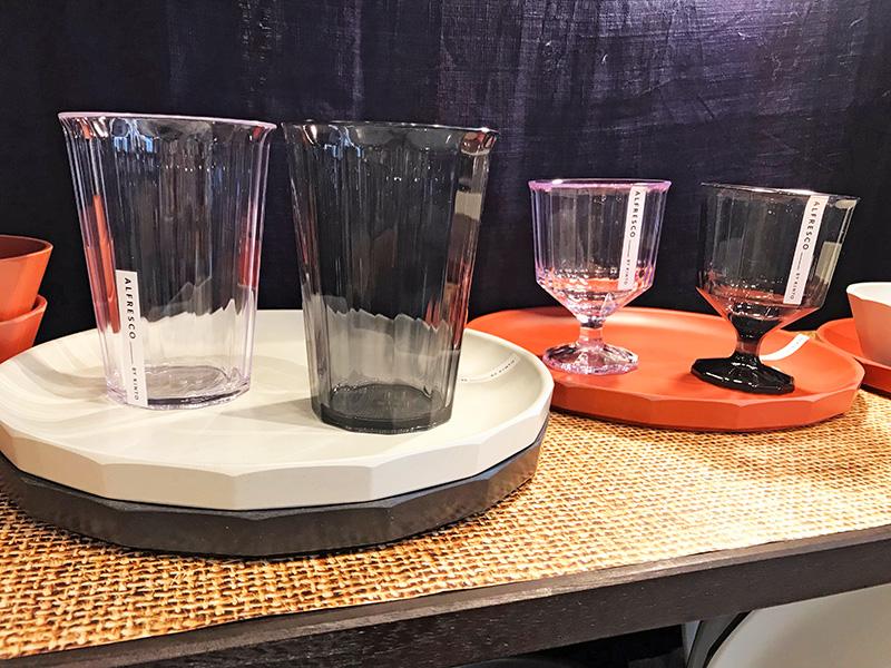 タンブラー&ワイングラス