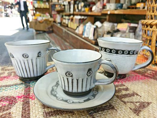 陶器 布セール