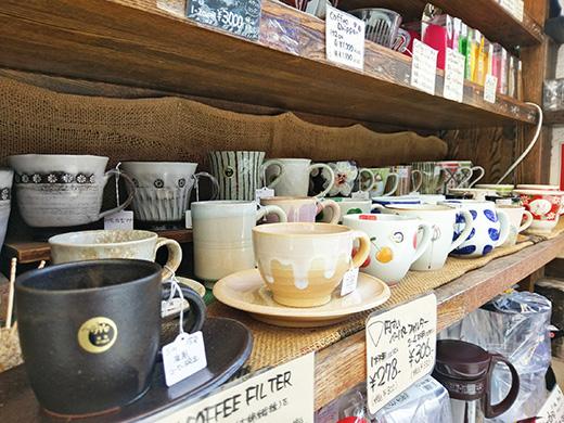 陶器・布・雑貨セール