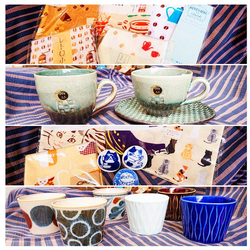陶器和雑貨セール