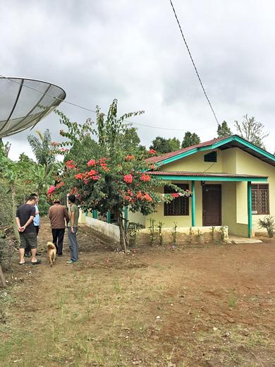 インドネシア リントン地区のコーヒー小農家