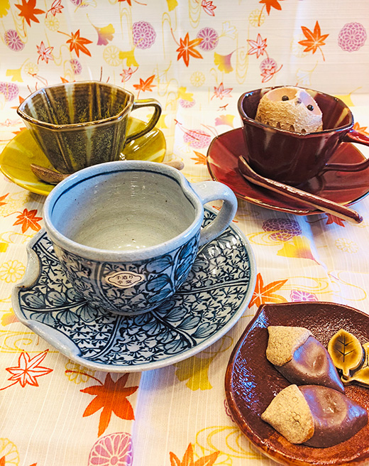 陶器・雑貨・布セール