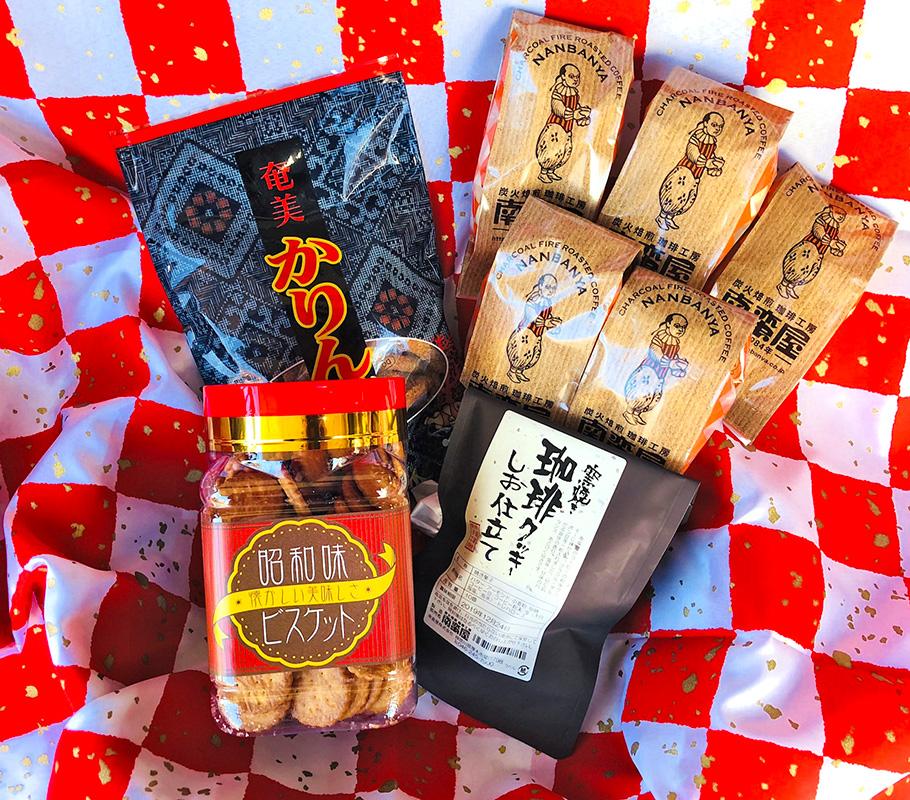 3000円コーヒー福袋