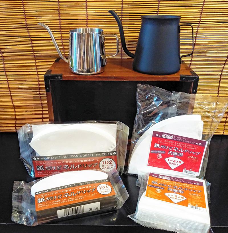 おすすめコーヒー器具商品