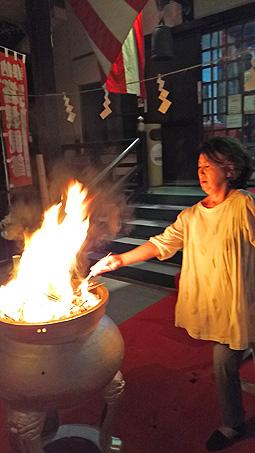 箱根福寿院「箸供養」