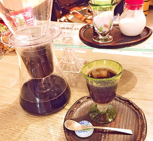 水出しコーヒー器具『ウォータードリップコーヒーサーバー』