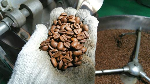 ハワイコーヒー焙煎豆